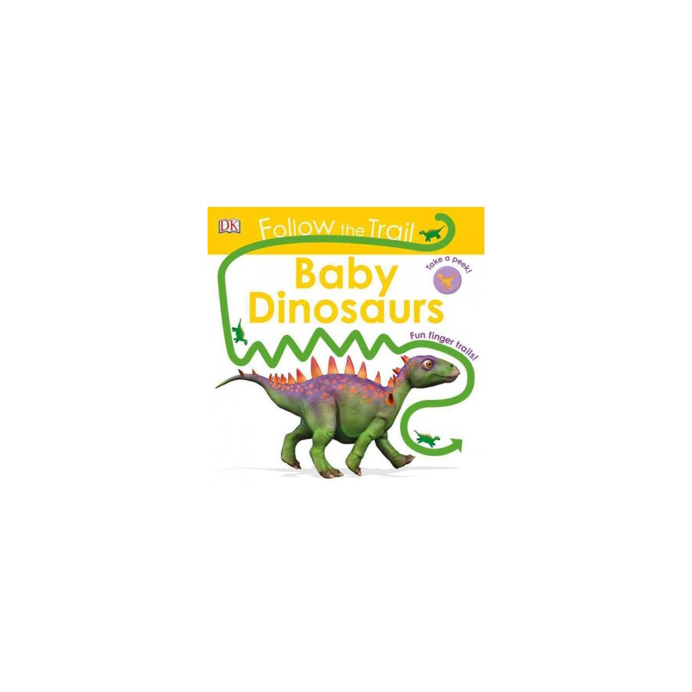 Baby Dinosaurs (Hardcover)