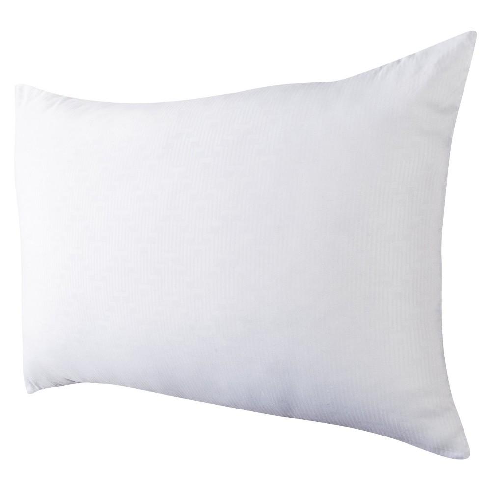 Plush Pillow Standard/Queen White - Room Essentials