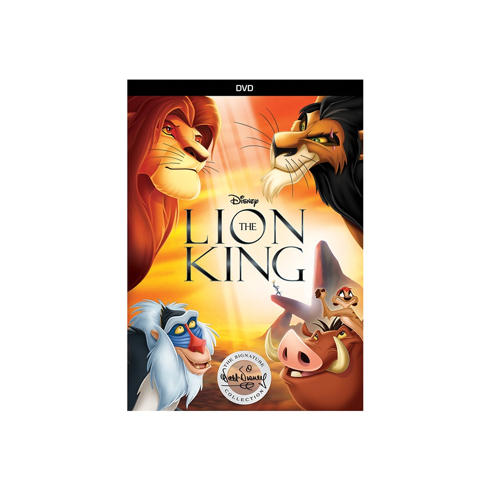 The Lion King: The Walt Disney Signature Collection (Dvd)