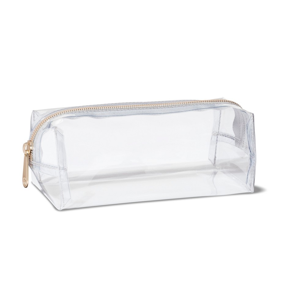 Sonia Kashuk Large Pencil Case Makeup Bag - Clear