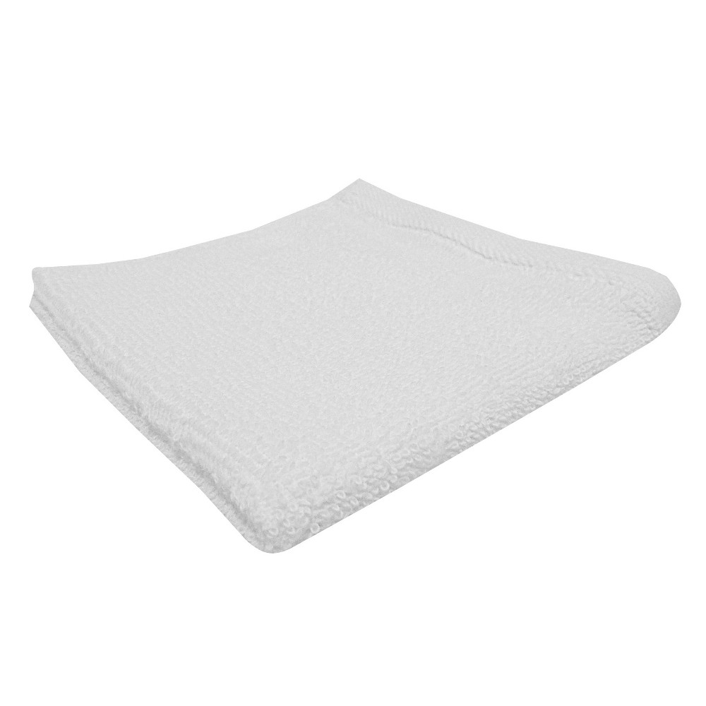 Solid Washcloth White - Room Essentials