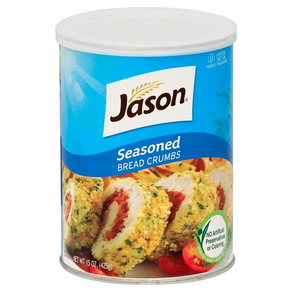 Jason Flavored Bread Crumbs 15oz