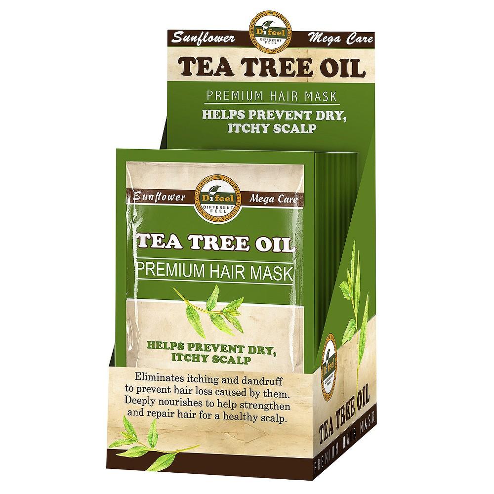 Difeel Hair Mask Tea Tree Oil - 1.75 fl oz