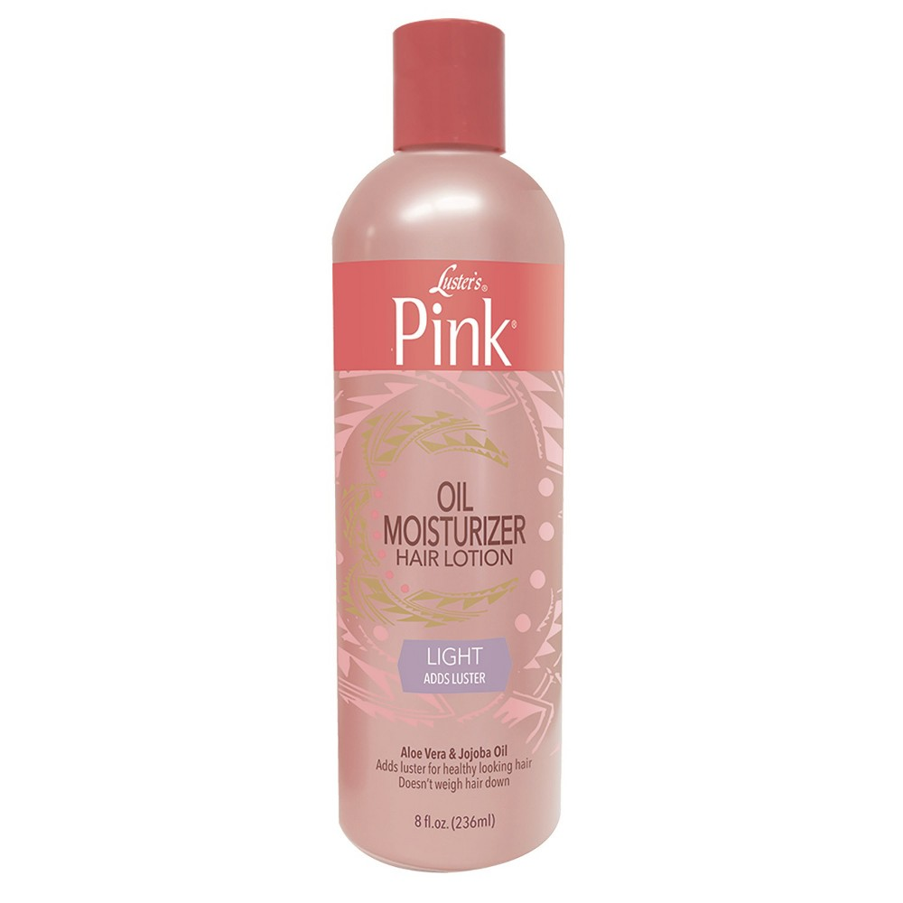 Luster's Pink Oil Moisturizer Hair Lotion - 8 fl oz