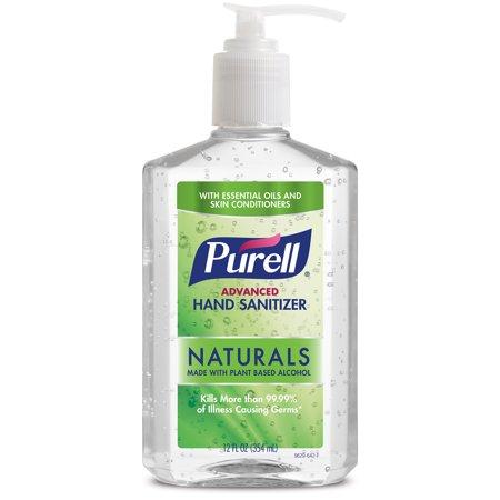 Purell Naturals Hand Sanitizer