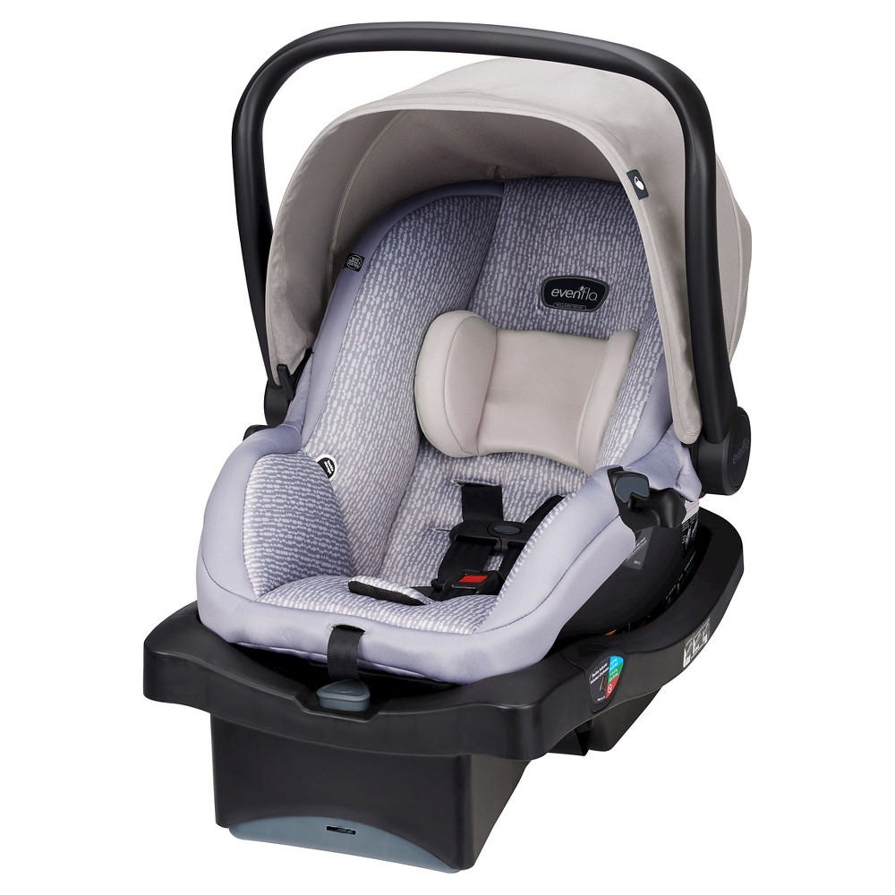 Evenflo LiteMax Infant Car Seat River Stone