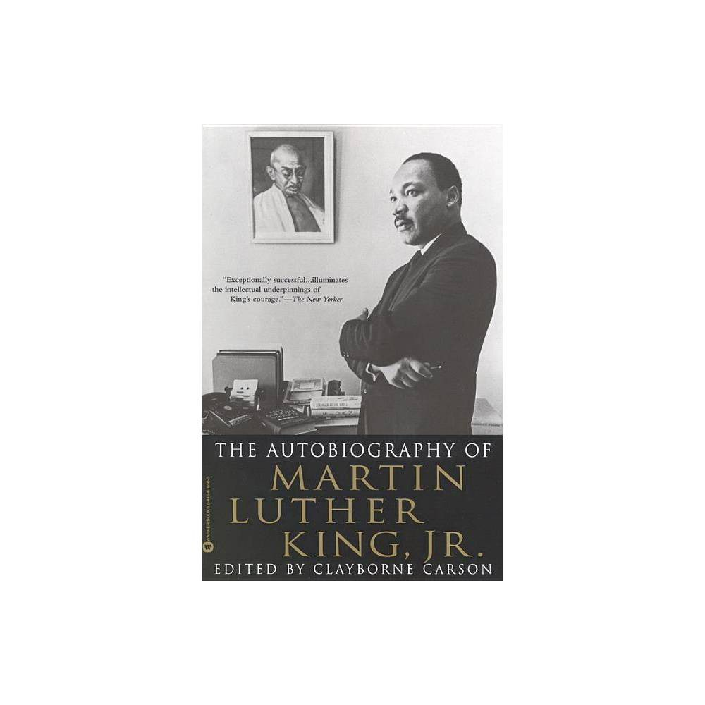 Autobiography of Martin Luther King, Jr - by Clayborne Carson (Paperback)