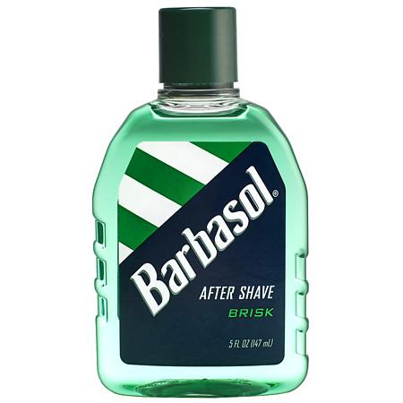 Barbasol Brisk After Shave - 5 fl oz