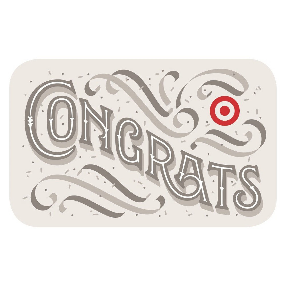 Fancy Congrats GiftCard $100