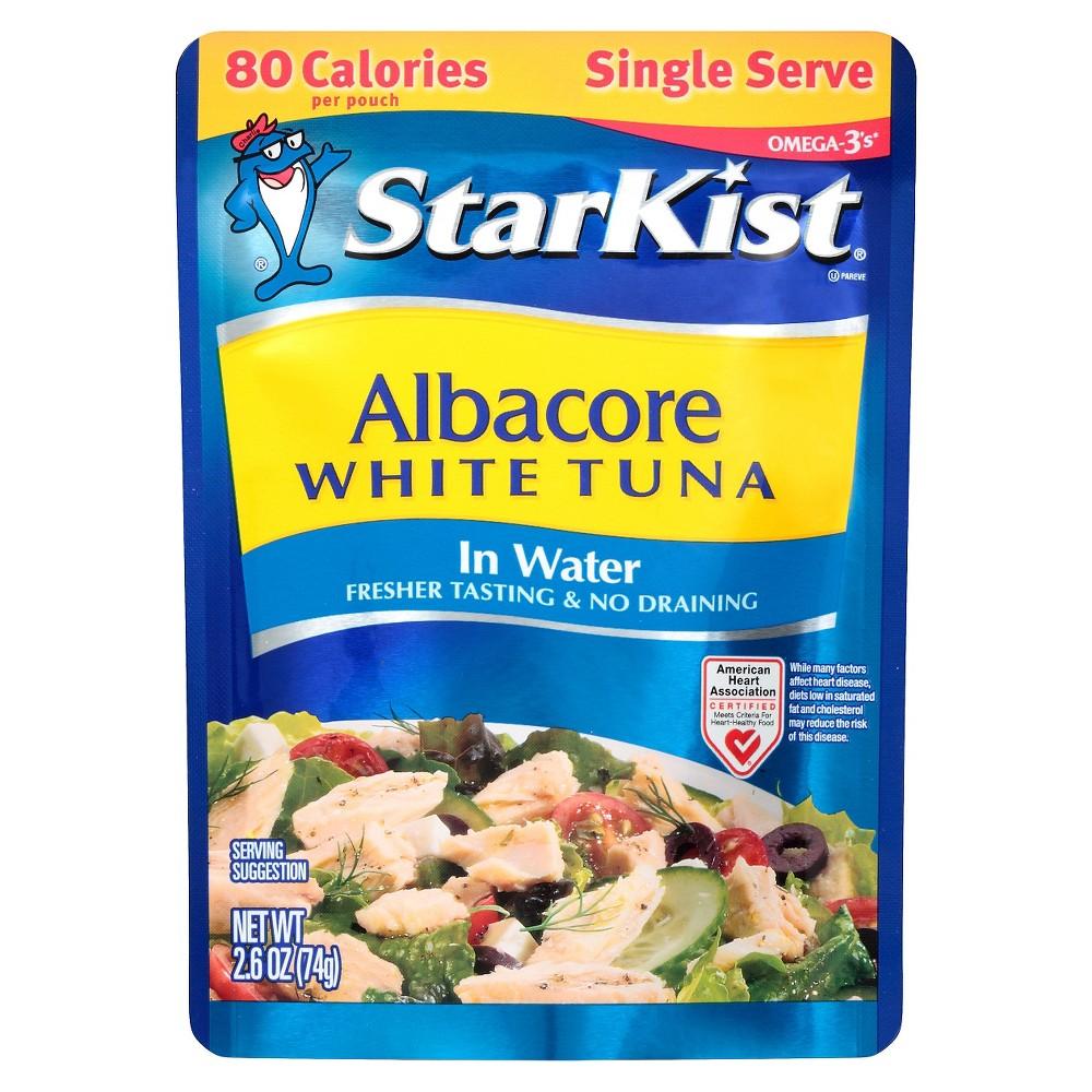 StarKist Albacore White Tuna Pouch - 2.6oz