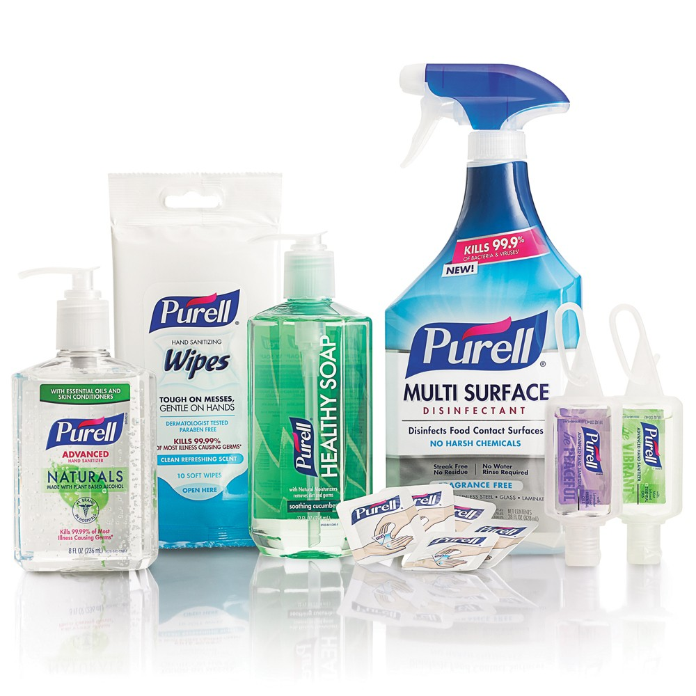 Purell Home Wellness Kit, Hand Sanitizer