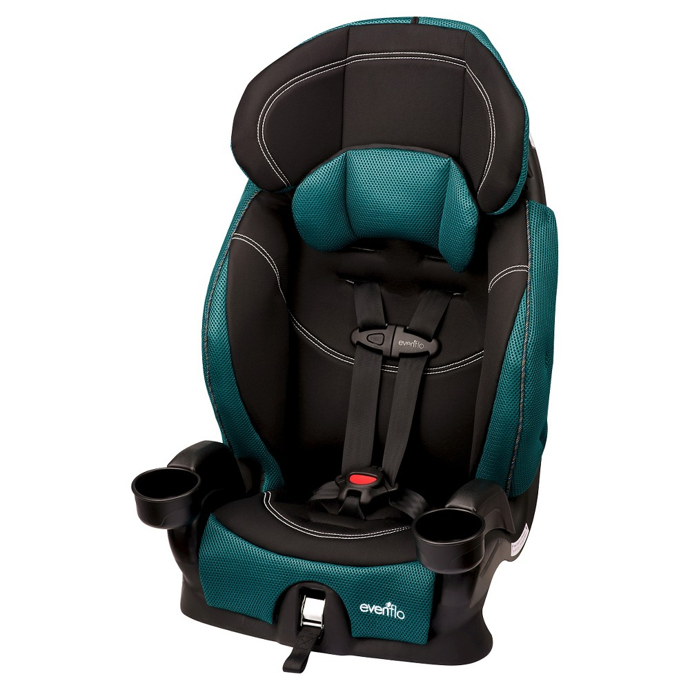 Evenflo Chase LX Booster Car Seat, Jubilee