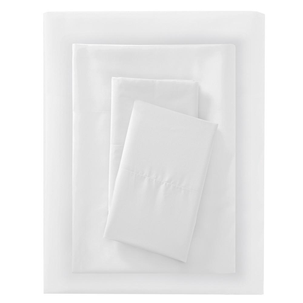 Microfiber Sheet Set White (Full) - Room Essentials