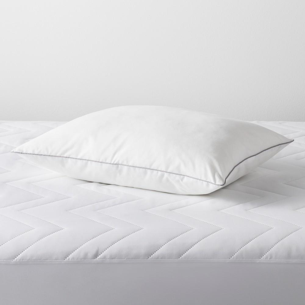 Medium Density Pillow (Standard/Queen) White - Made By Design