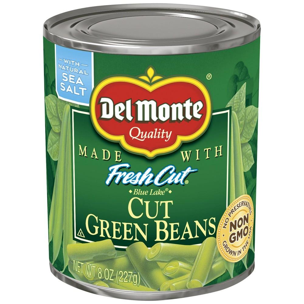 Del Monte Fresh Cut Green Beans - 8 oz