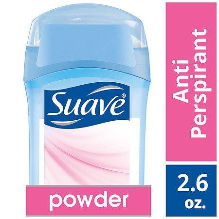 Suave Antiperspirant Deodorant Powder - 2.6 oz