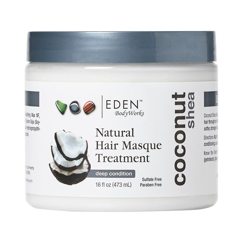 Eden BodyWorks Coconut Shea Hair Masque - 16 fl oz