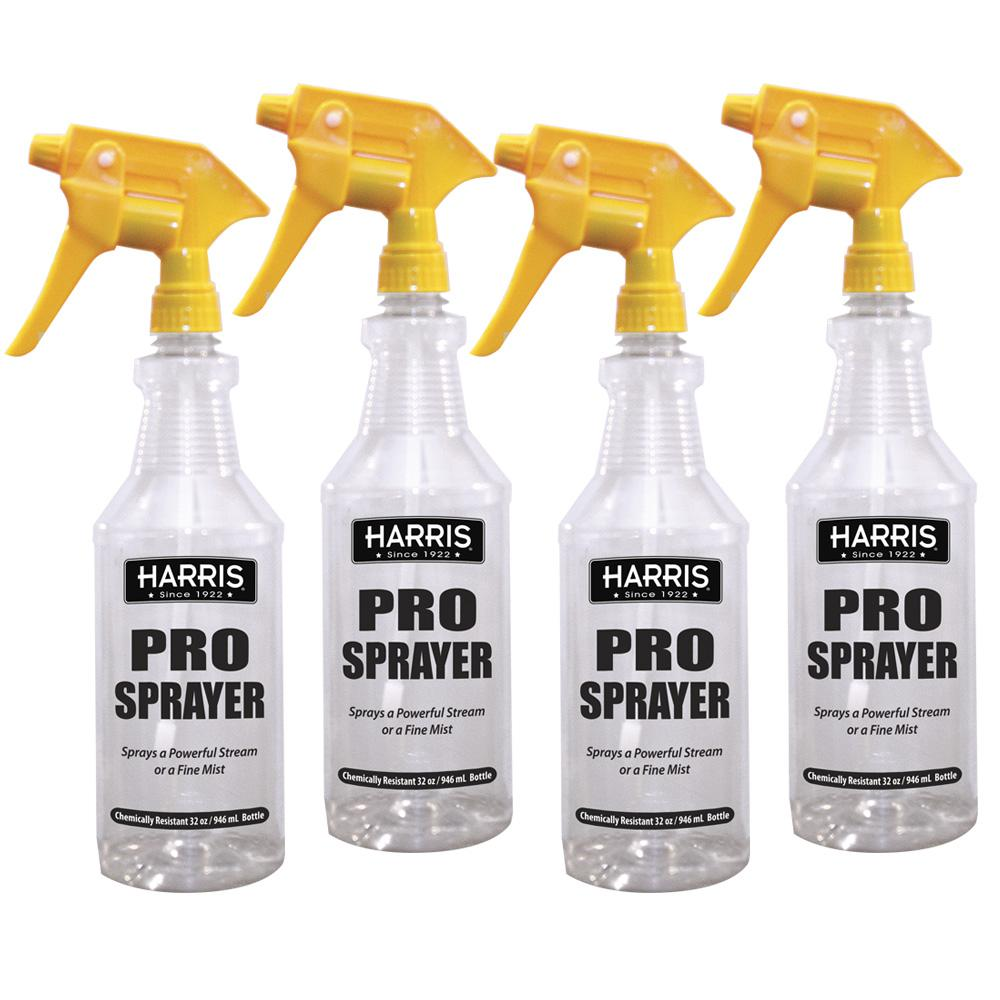 Harris Professional Spray Bottle (4-Pack)