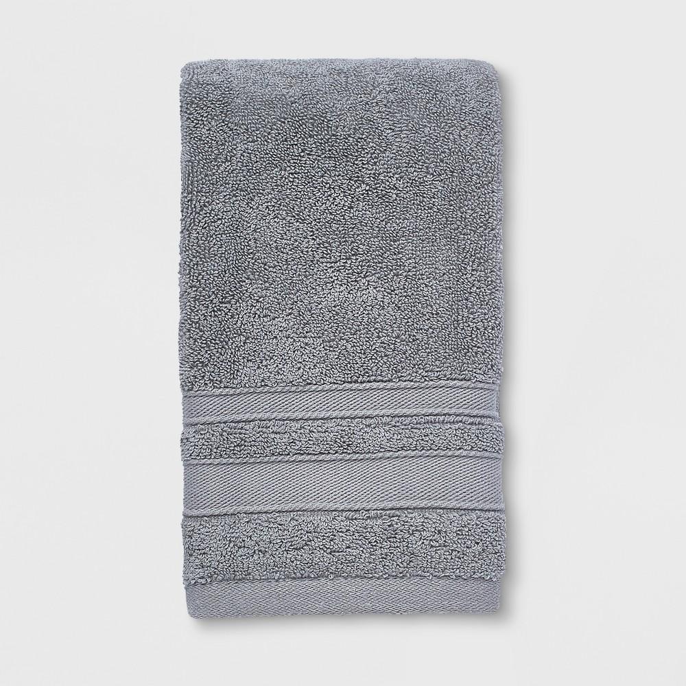 Performance Hand Towel Gray - Threshold