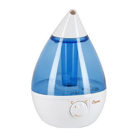 Crane Drop Shape Cool Mist Humidifier - 1 ea