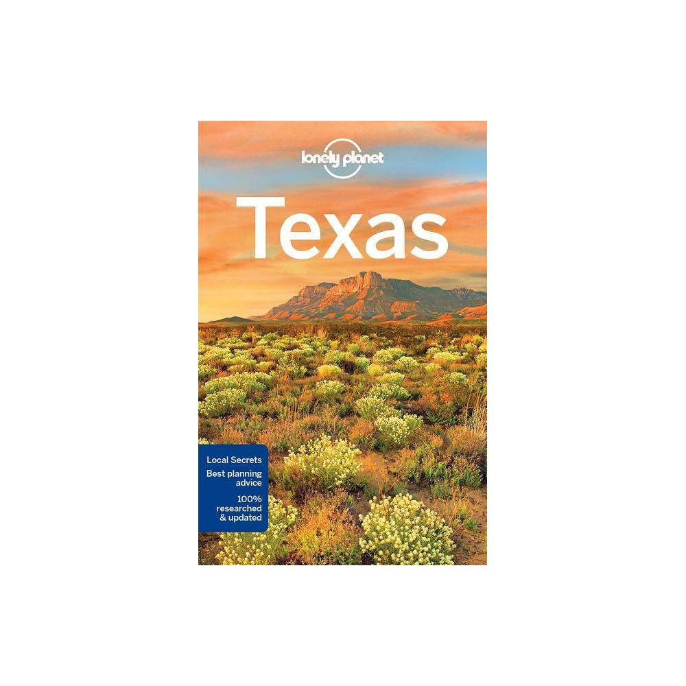 Lonely Planet Texas - (Travel Guide) 5 Edition by Stephen Lioy (Paperback)