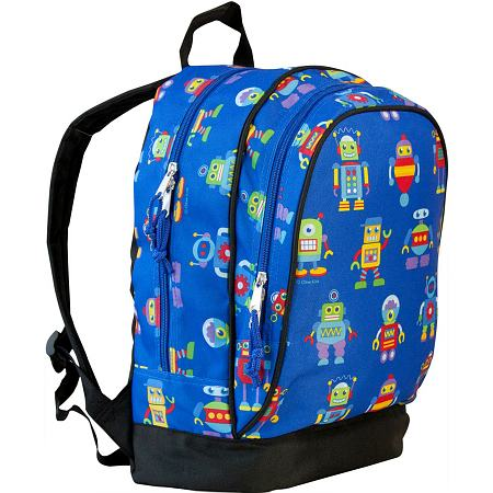 Olive Kids Robots Sidekick Backpack - 1 ea