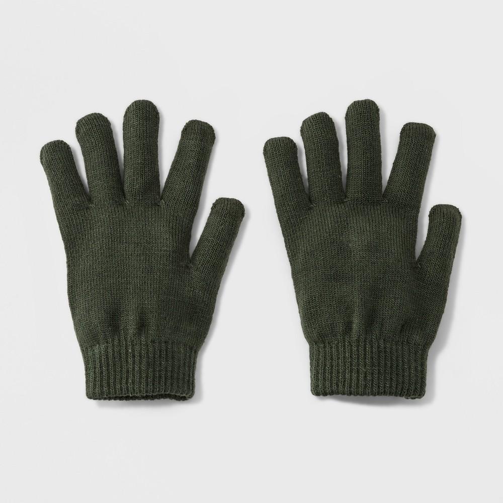Women's Tech Touch Gloves - Wild Fable Moss (Green)