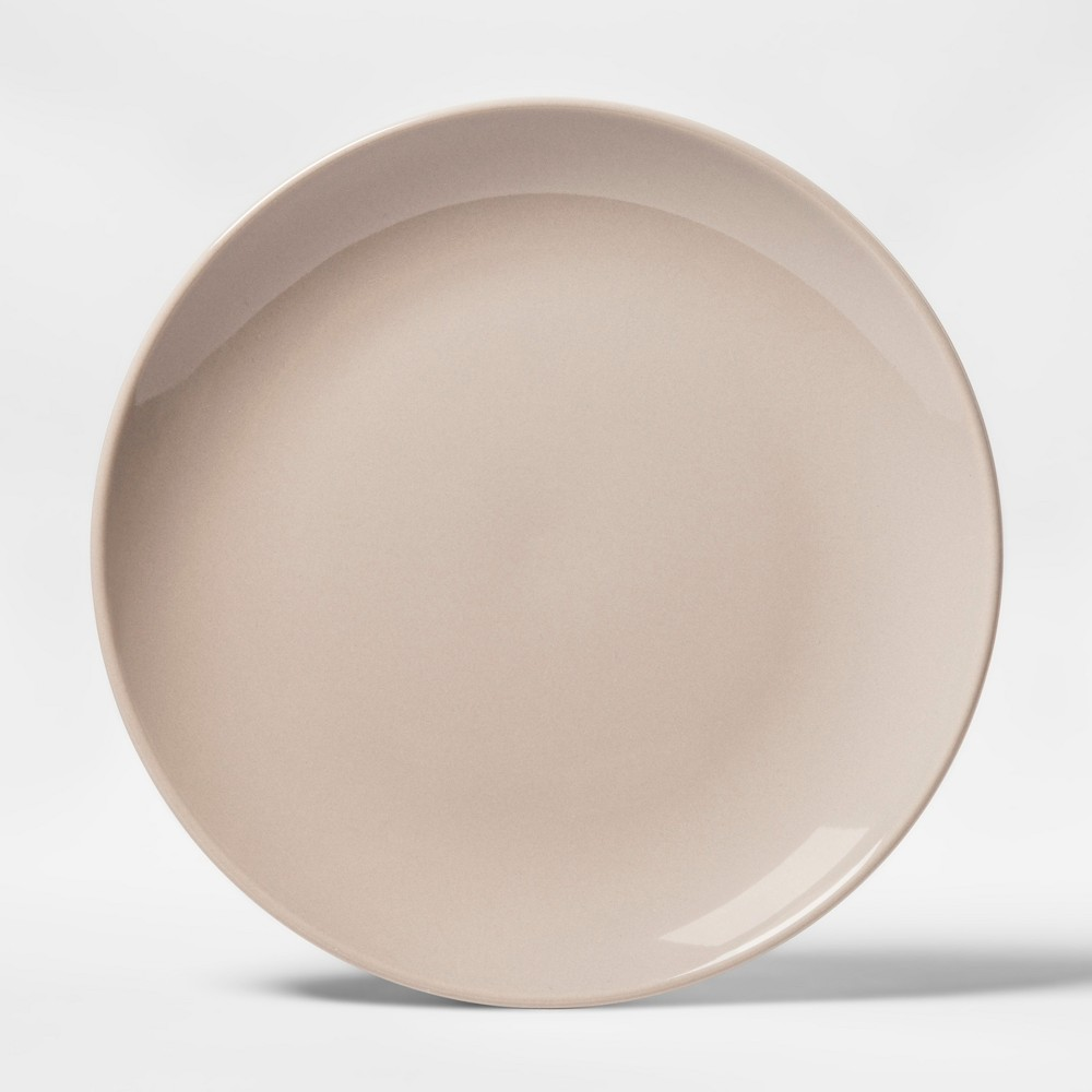 10 Avesta Stoneware Dinner Plate Taupe - Project 62, Ivory