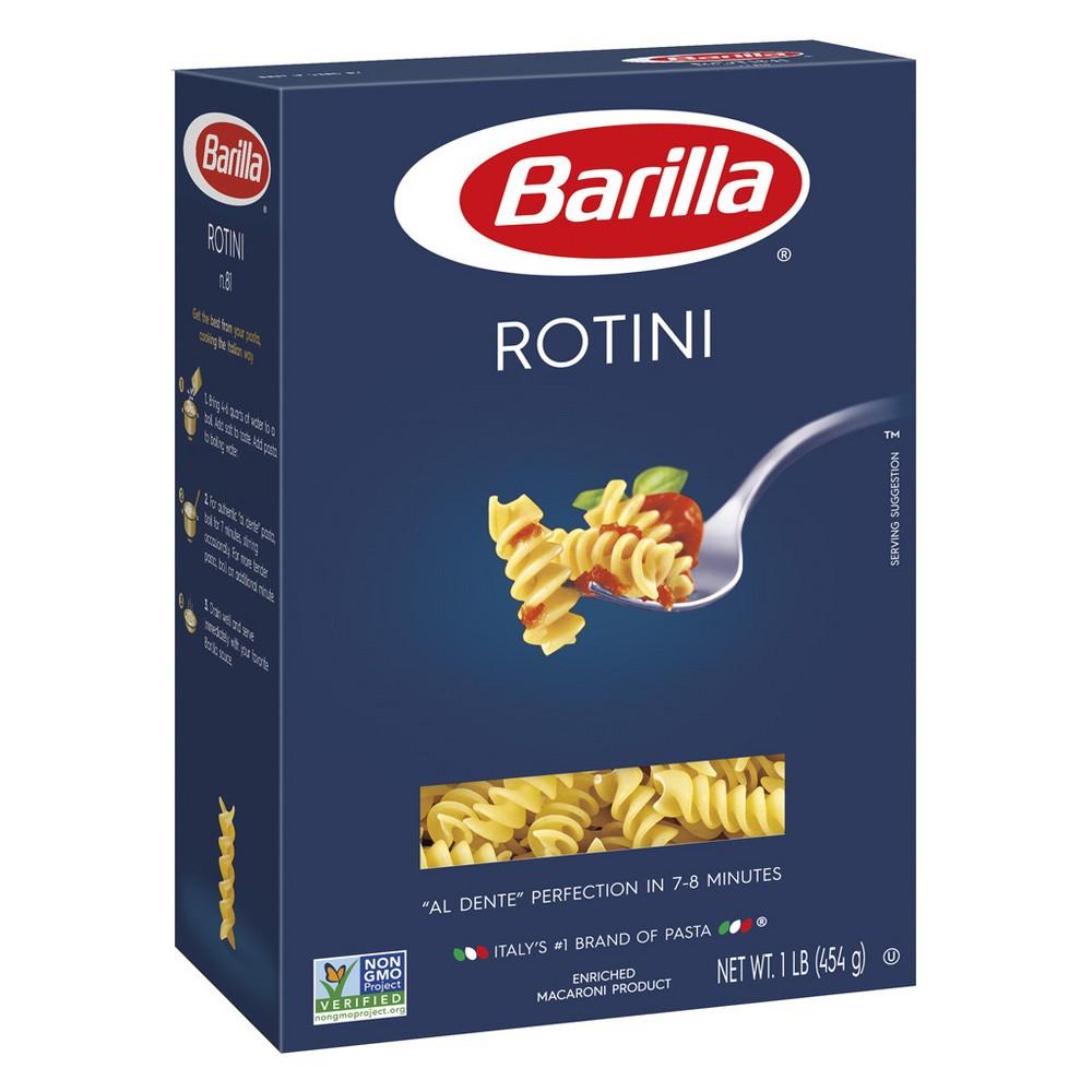 Rotini Pasta - 16oz - Barilla