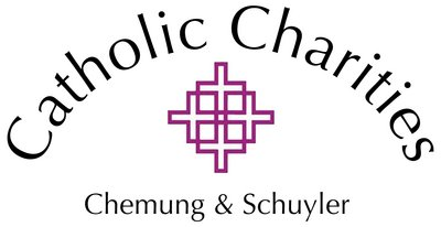 Catholic Charities of Chemung & Schuyler logo