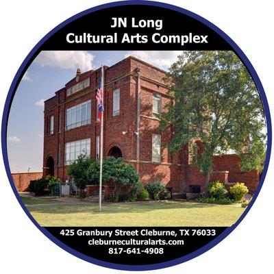 JN Long Cultural Arts Complex logo