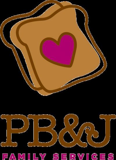 PB&J Family Services logo
