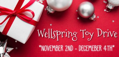 Wellspring House Toy Drive