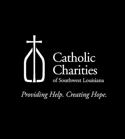 Catholic Charities of Lake Charles logo