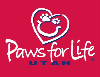 Paws for Life Utah logo