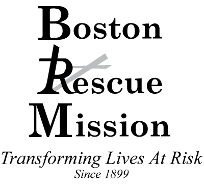 Boston Rescue Mission logo