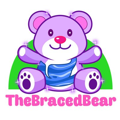 The Braced Bear logo