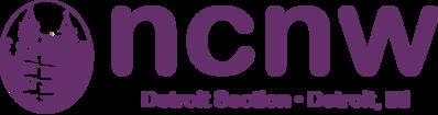 National Council of Negro Women, Inc. - Detroit Section logo