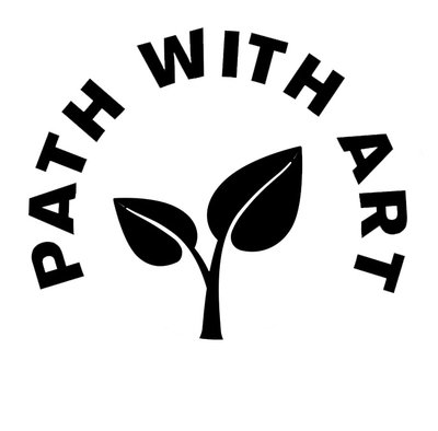 Path with Art logo