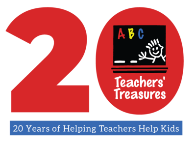Teachers' Treasures logo