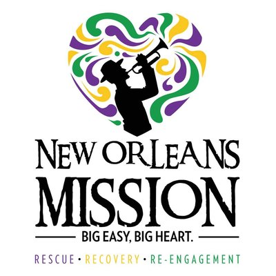 New Orleans Mission logo
