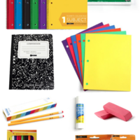 Back to School Supply Kit 6th-12th
