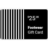 Footwear eGiftCard